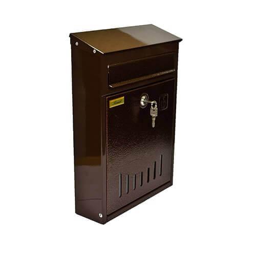 почтовый ящик с замком